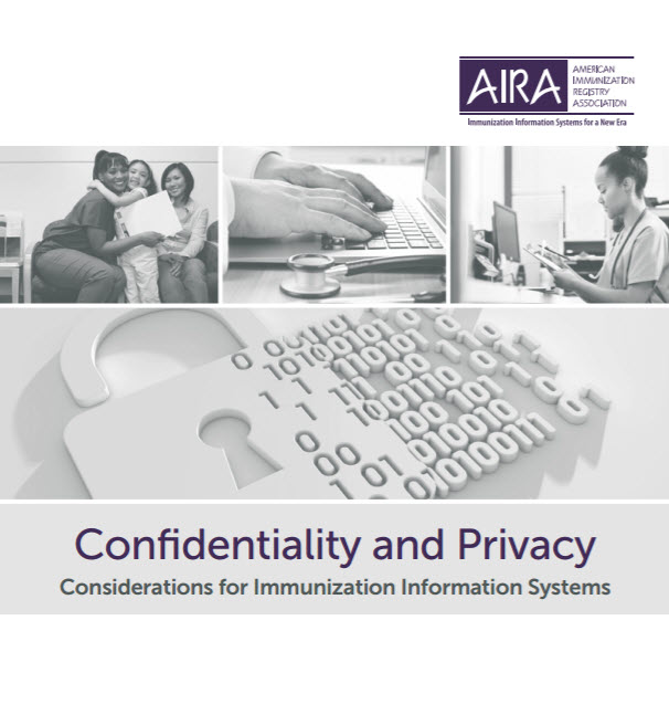AIRA Confidentiality and Privacy: Considerations for IIS
