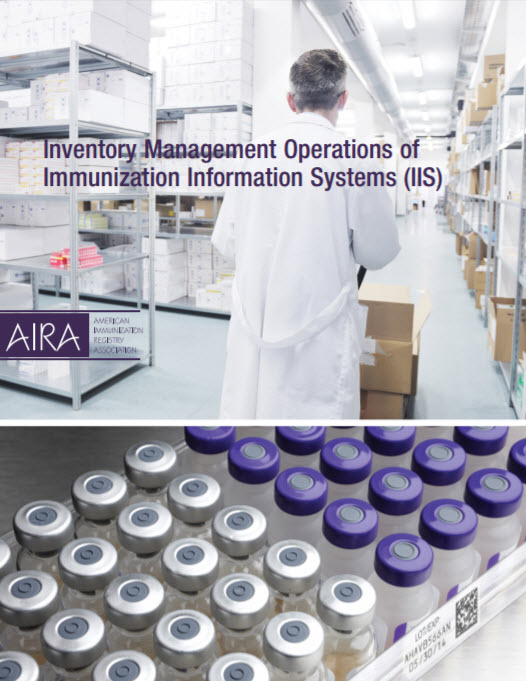 Immunization Information System Inventory Management Operations