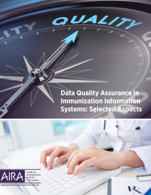 Data Quality Assurance in Immunization Information Systems: Selected Aspects
