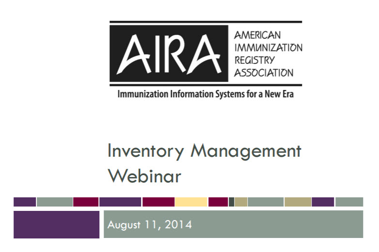 IIS Inventory Management