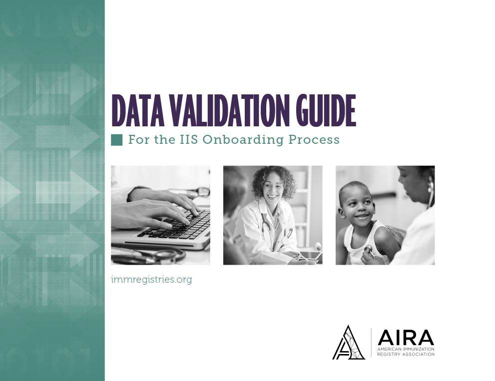 Data Validation Guide for the IIS Onboarding Process