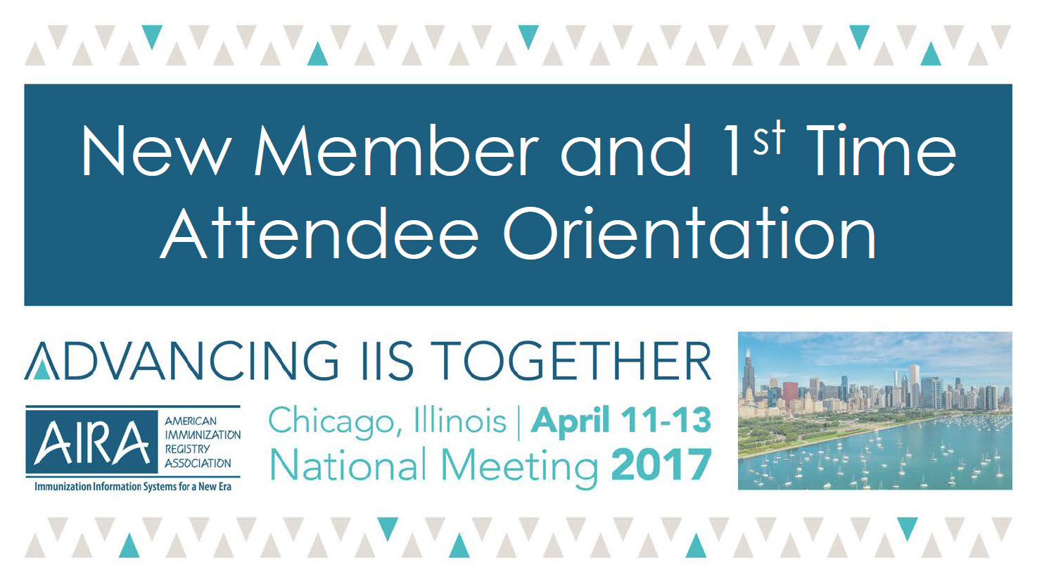 New Member/First-Time Attendee Orientation