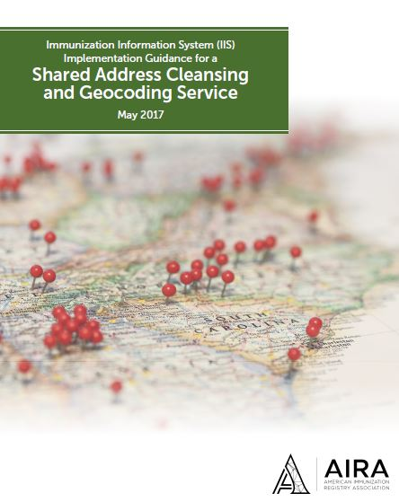 IIS Implementation Guidance for a Shared Address Cleansing & Geocoding Service