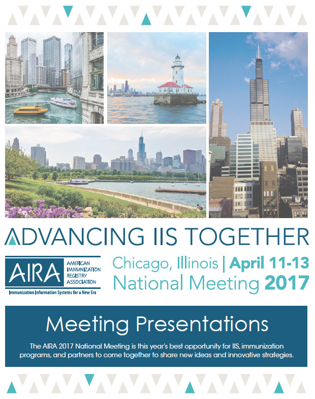 AIRA 2017 National Meeting Agenda