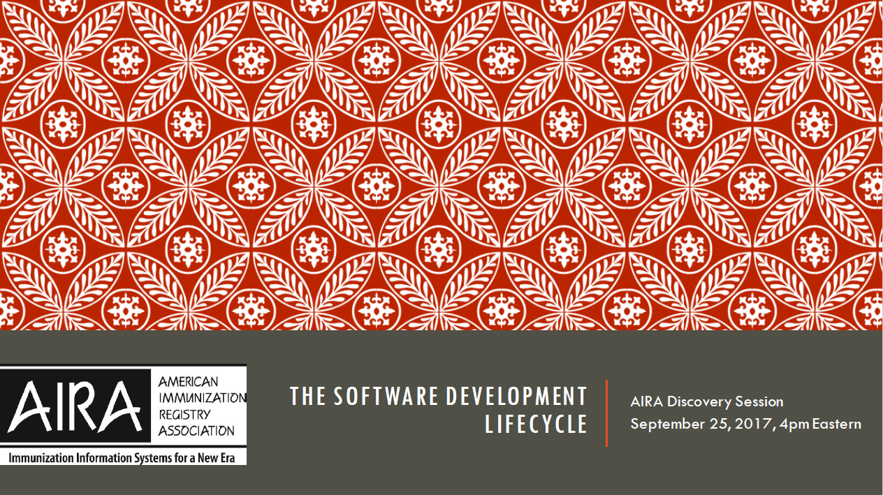 AIRA Discovery Session: Software Development Lifecycle