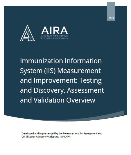 IIS Measurement and Improvement: Testing and Discovery, Assessment and Validation Overview