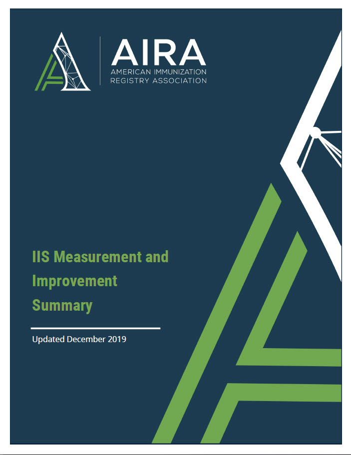 IIS Measurement and Improvement Summary