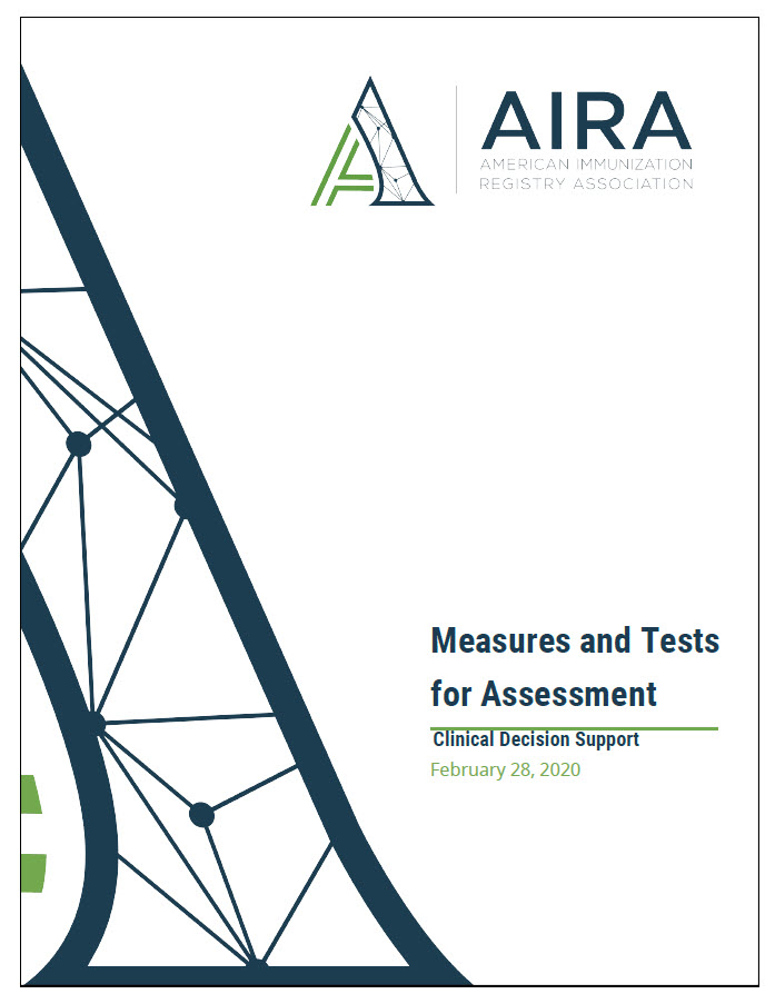 Measures and Tests for Assessment - Clinical Decision Support