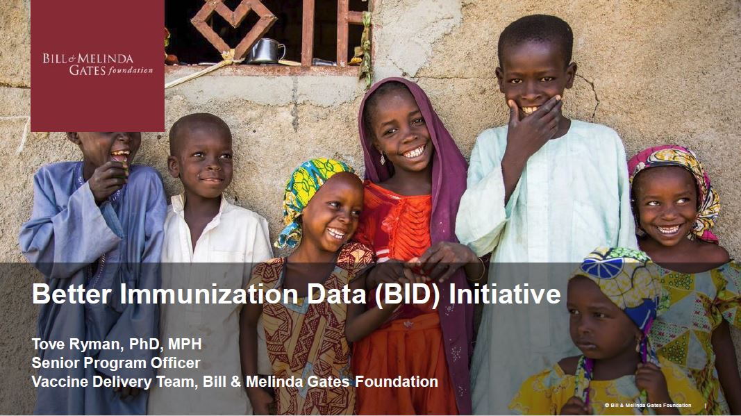 Better Immunization Data Initiative