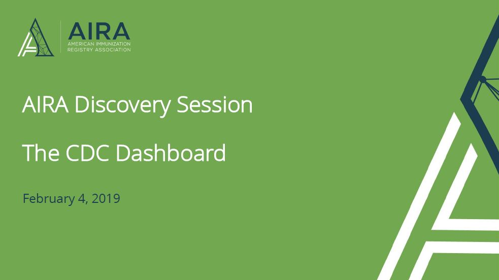 AIRA Discovery Session: IIS Dashboard