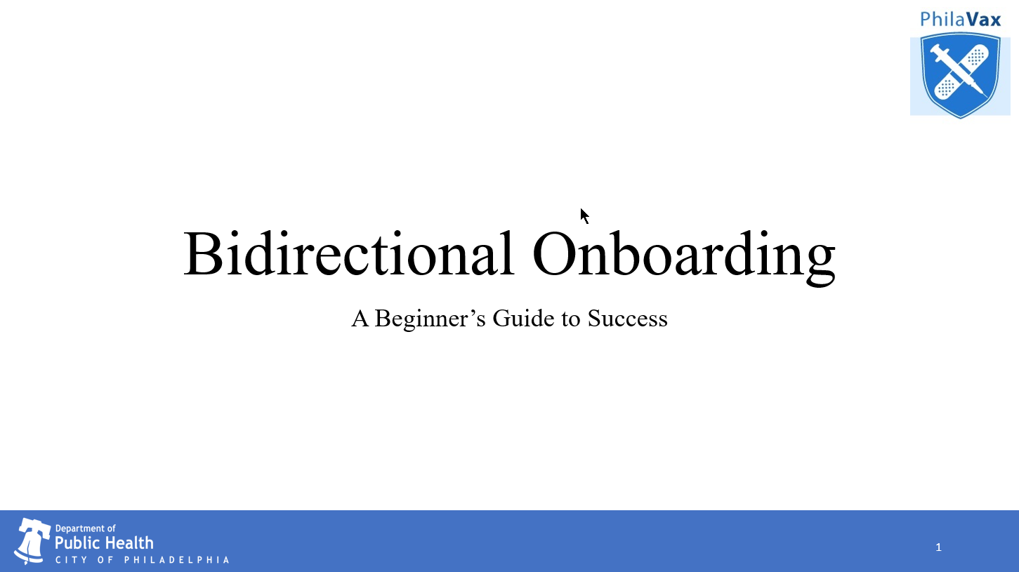 Bidirectional Onboarding: A Beginner's Guide to Success
