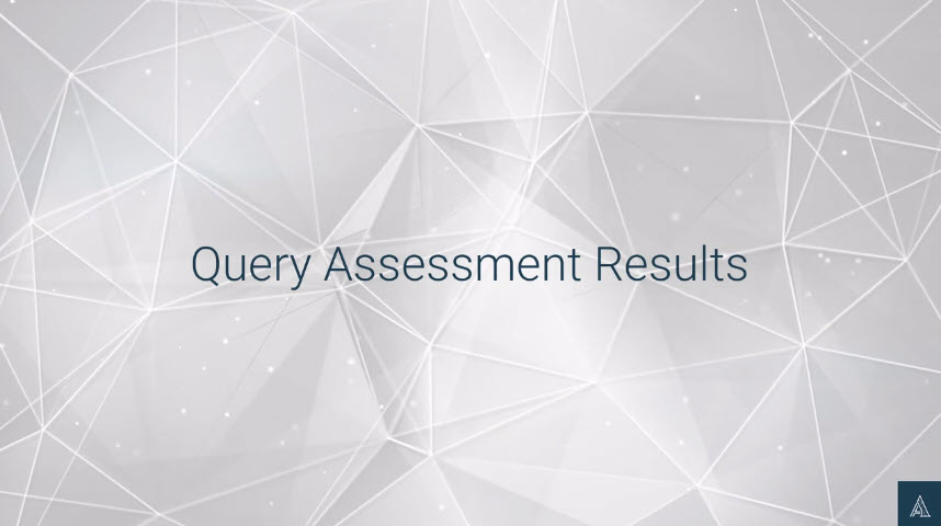 Query Assessment and How to Improve
