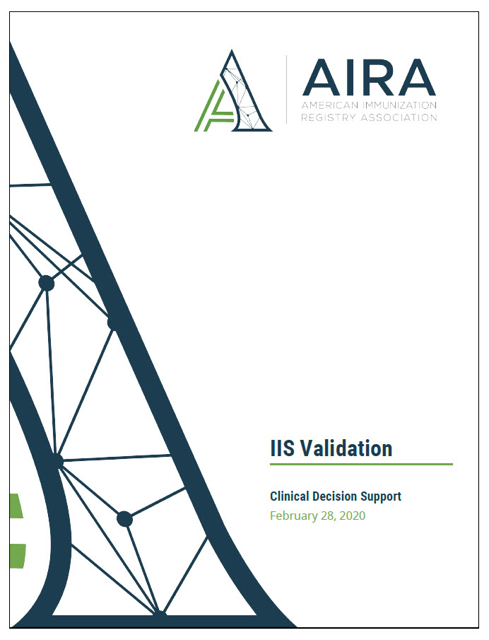 IIS Validation Measures and Tests for Clinical Decision Support